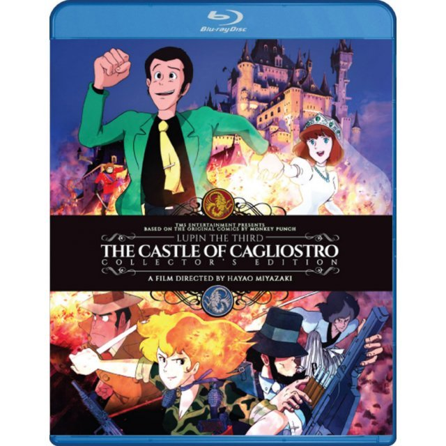 Lupin III: The Castle of Cagliostro
