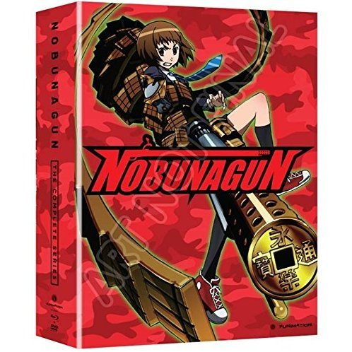 Nobunagun: Complete Series (Limited Edition) [Blu-ray+DVD]