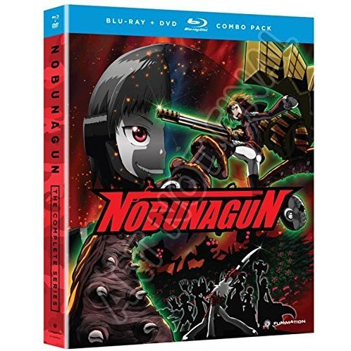 Nobunagun: Complete Series [Blu-ray+DVD]
