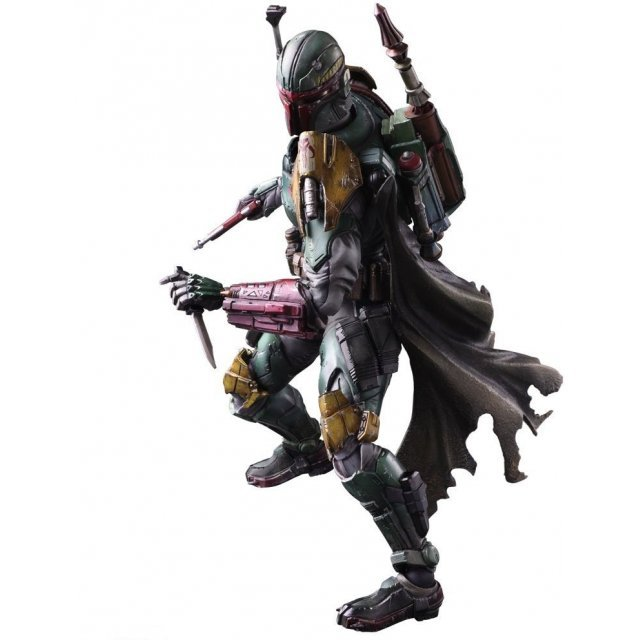 Star Wars Variant Play Arts Kai: Boba Fett