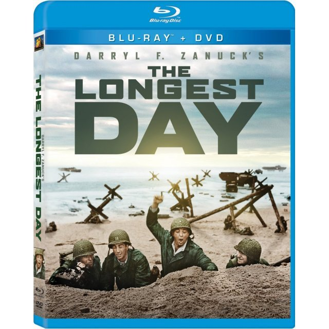 The Longest Day [Blu-ray+DVD]