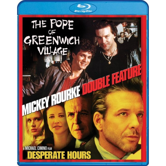 The Pope of Greenwich Village / Desperate Hours