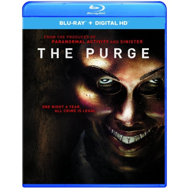 The Purge [Blu-ray+UltraViolet]