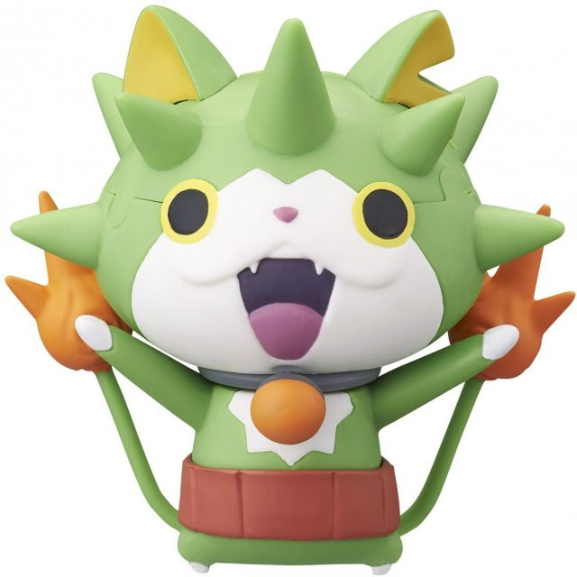 Youkai Watch Kumukumu Puzzle Mini: Togenyan