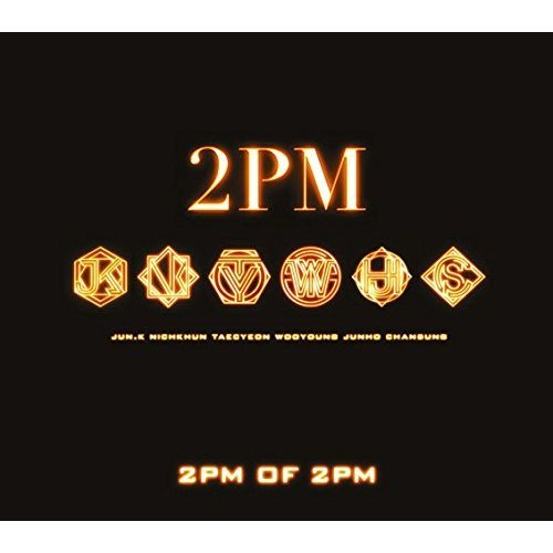 2pm Of 2pm [CD+2DVD Limited Edition]