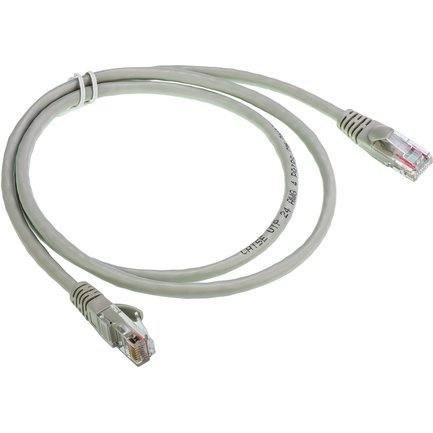 5m Cat5e Ethernet Cable (Grey)