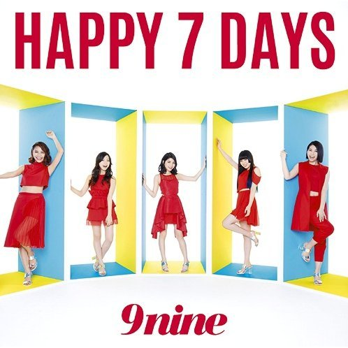 Happy 7 Days [CD+Photo Booklet Limited Edition Type B]