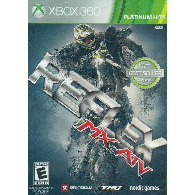 MX vs ATV: Reflex (Platinum Hits)
