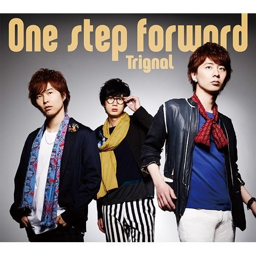 One Step Forward [CD+DVD Limited Edition]