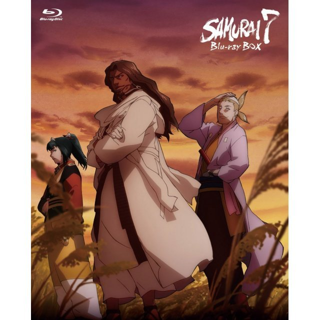 Samurai 7 Blu-ray Box