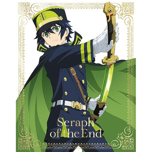 Seraph Of The End Vol.1 [Blu-ray+DVD Limited Edition]