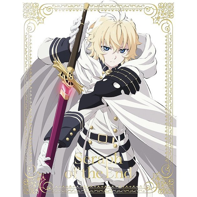 Seraph Of The End Vol.2 [Limited Edition]