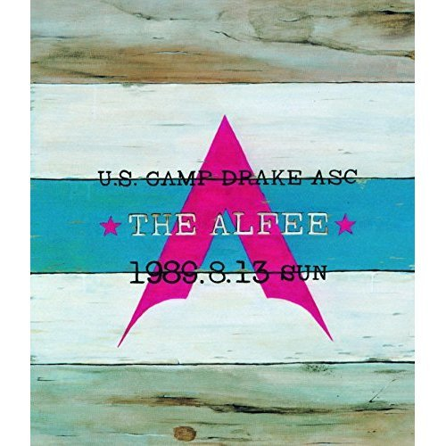 U.S. Camp Drake Asc The Alfee 1989.8.13 Sun