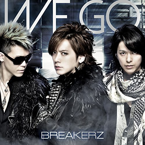 We Go [CD+DVD Limited Edition Type A]