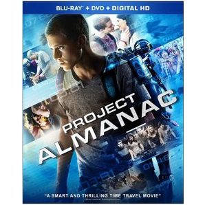 Project Almanac [Blu-ray+DVD+Digital Copy+UltraViolet]