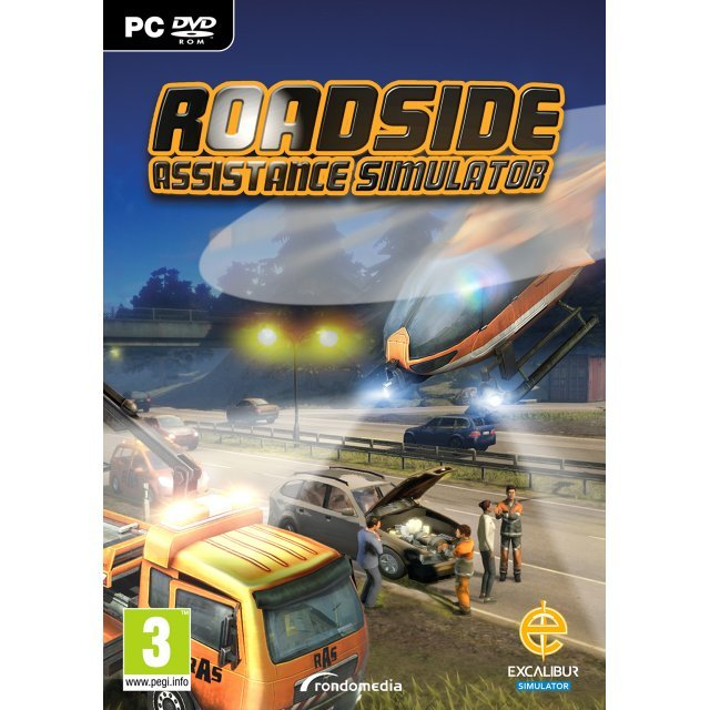 Roadside Assistance Simulator (DVD-ROM)