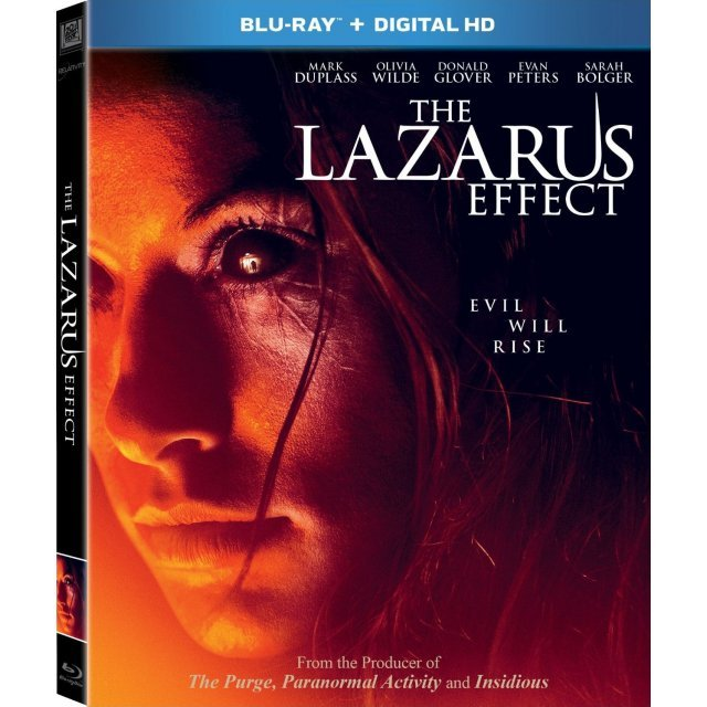 The Lazarus Effect [Blu-ray+UltraViolet]