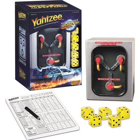 YAHTZEE: Back to the Future