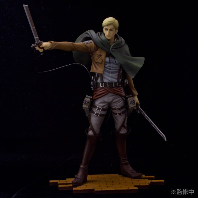 Attack on Titan Brave-Act: Erwin Smith