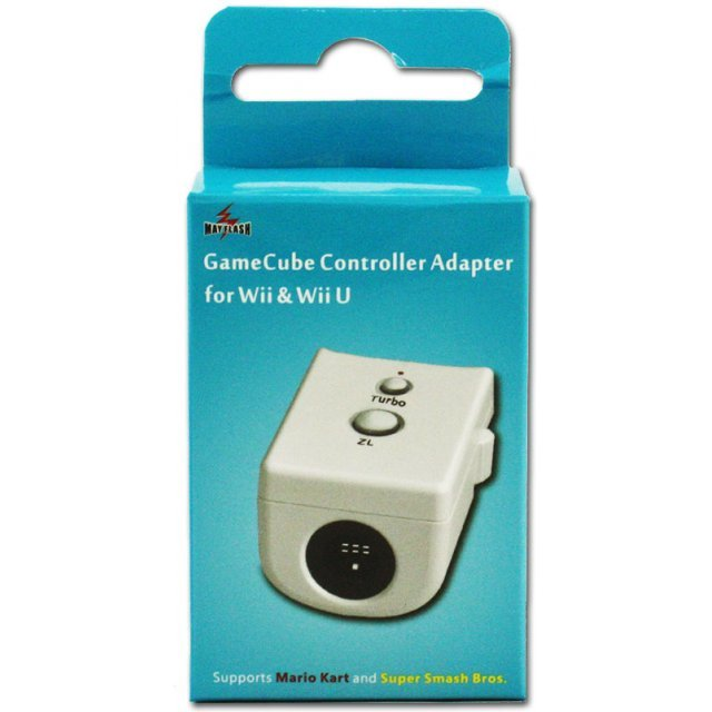 GameCube Controller Adapter for Wii & Wii U