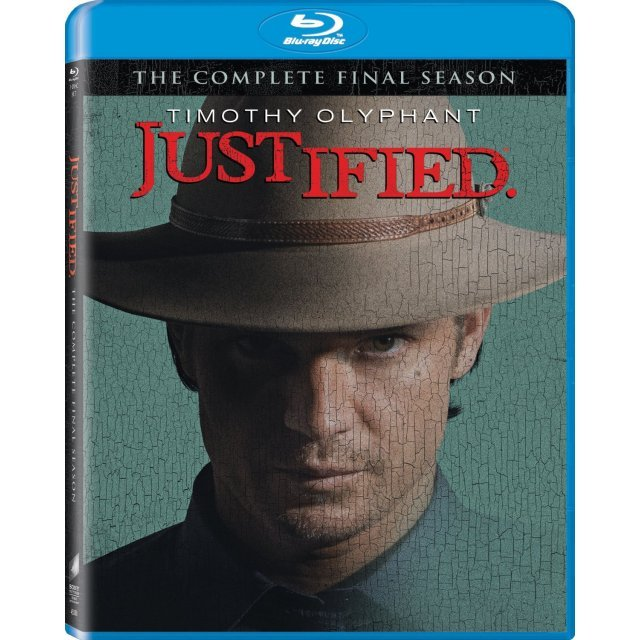 Justified: The Complete Final Season [Blu-ray+UltraViolet]