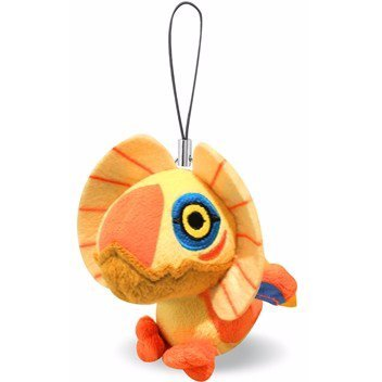 Monster Hunter Mini Mascot Plush: Yian Kut-ku (Re-run)