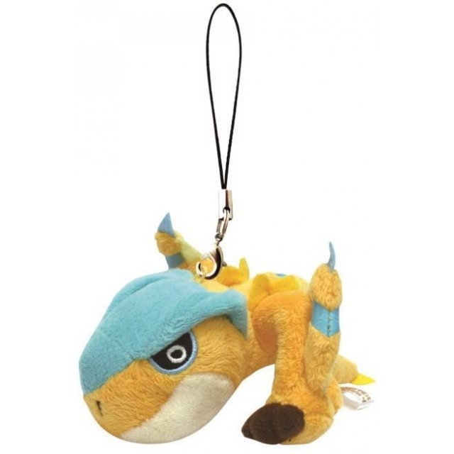 Monster Hunter Monster Mini Mascot Plush: Tigrex (Re-run)