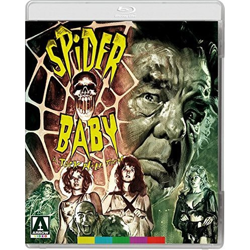 Spider Baby [Blu-ray+DVD]