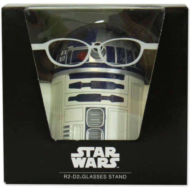 Star Wars Glass Stand: R2-D2