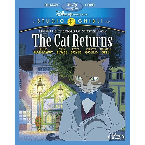 The Cat Returns [Blu-ray+DVD]