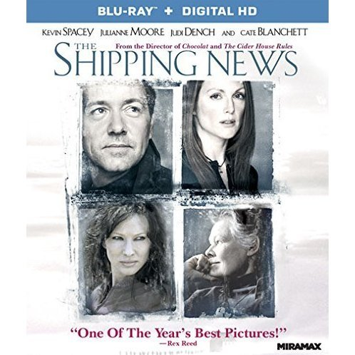 The Shipping News [Blu-ray+Digital HD]
