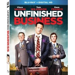 Unfinished Business [Blu-ray+Digital HD]