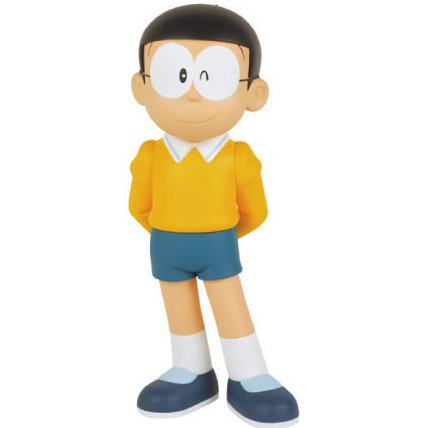 Vinyl Collectible Dolls Doraemon: Nobita