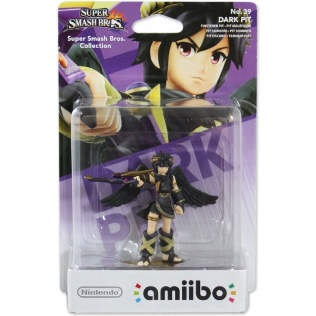 amiibo Super Smash Bros. Series Figure (Dark Pit)