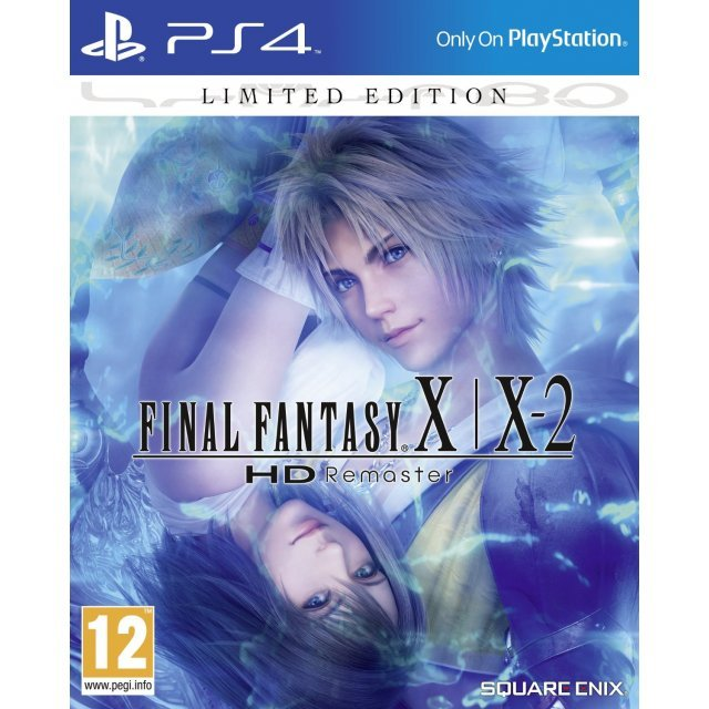 Final Fantasy X / X-2 HD Remaster (Limited Edition)
