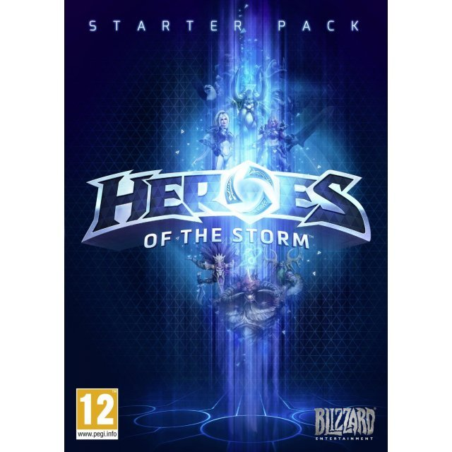 Heroes of the Storm (Starter Pack) (DVD-ROM)