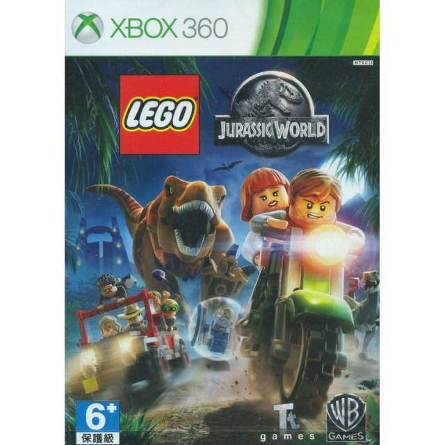 LEGO Jurassic World (English)