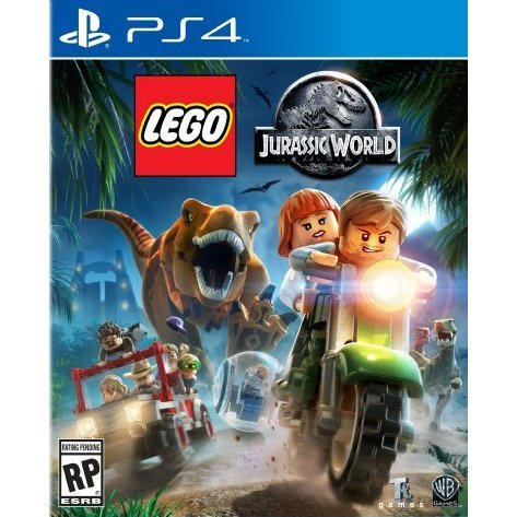 LEGO Jurassic World [Toy Edition] (English)