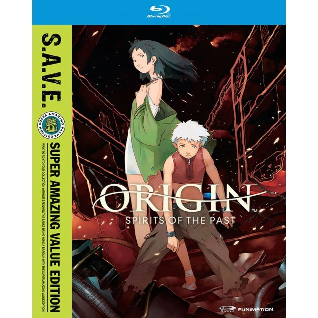 Origin: Spirits of the Past The Movie - S.A.V.E.