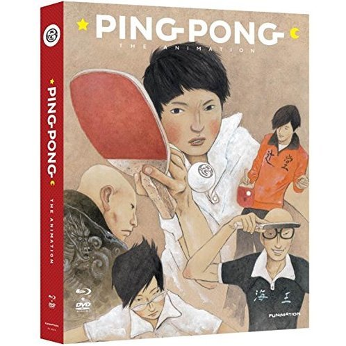Ping Pong the Animation: Season 1 Complete Series [Blu-ray+DVD]