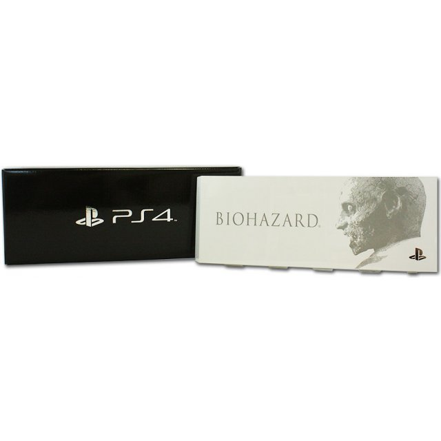 PlayStation 4 HDD Bay Cover Biohazard Zombie Version (White)