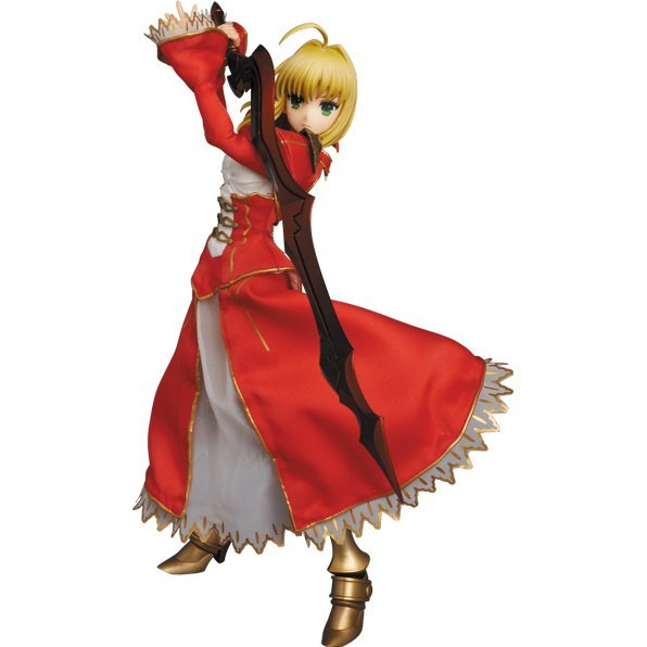 Real Action Heroes No. 713 Fate/Extra: Saber Extra
