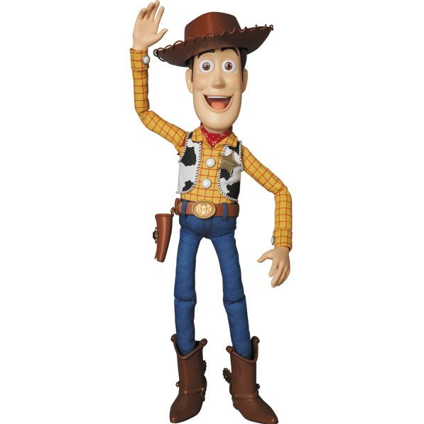 Ultimate Toy Story: Woody