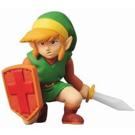Ultra Detail Figure The Legend of Zelda: Link (Re-run)
