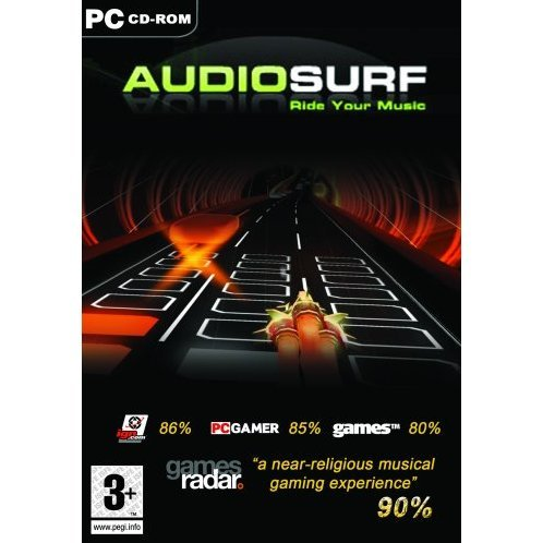 AudioSurf (Steam)
