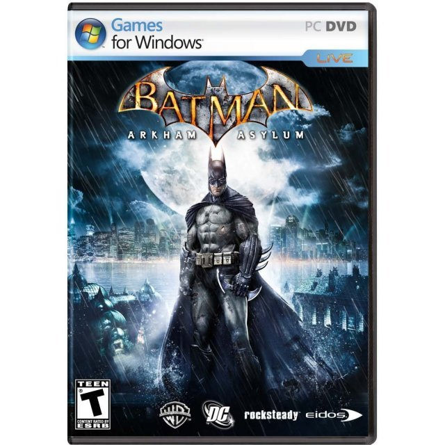 Batman: Arkham Asylum (Game of the Year Edition) (Steam)