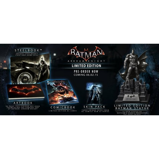 Batman: Arkham Knight [Limited Edition] (English)
