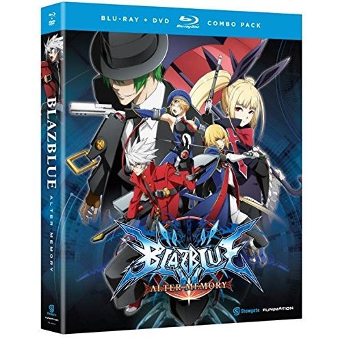 BlazBlue: Alter Memory - Season 1 [Blu-ray+DVD]