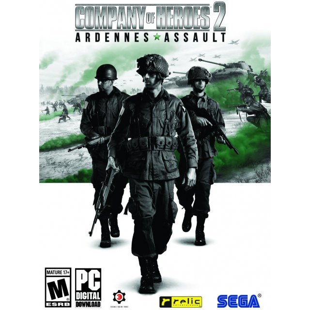 Company of Heroes 2: Ardennes Assault (Steam)