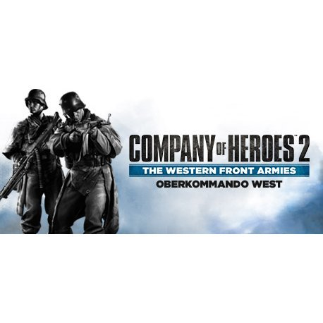 Company of Heroes 2: The Western Front Armies (Oberkommando West) [DLC] (Steam)